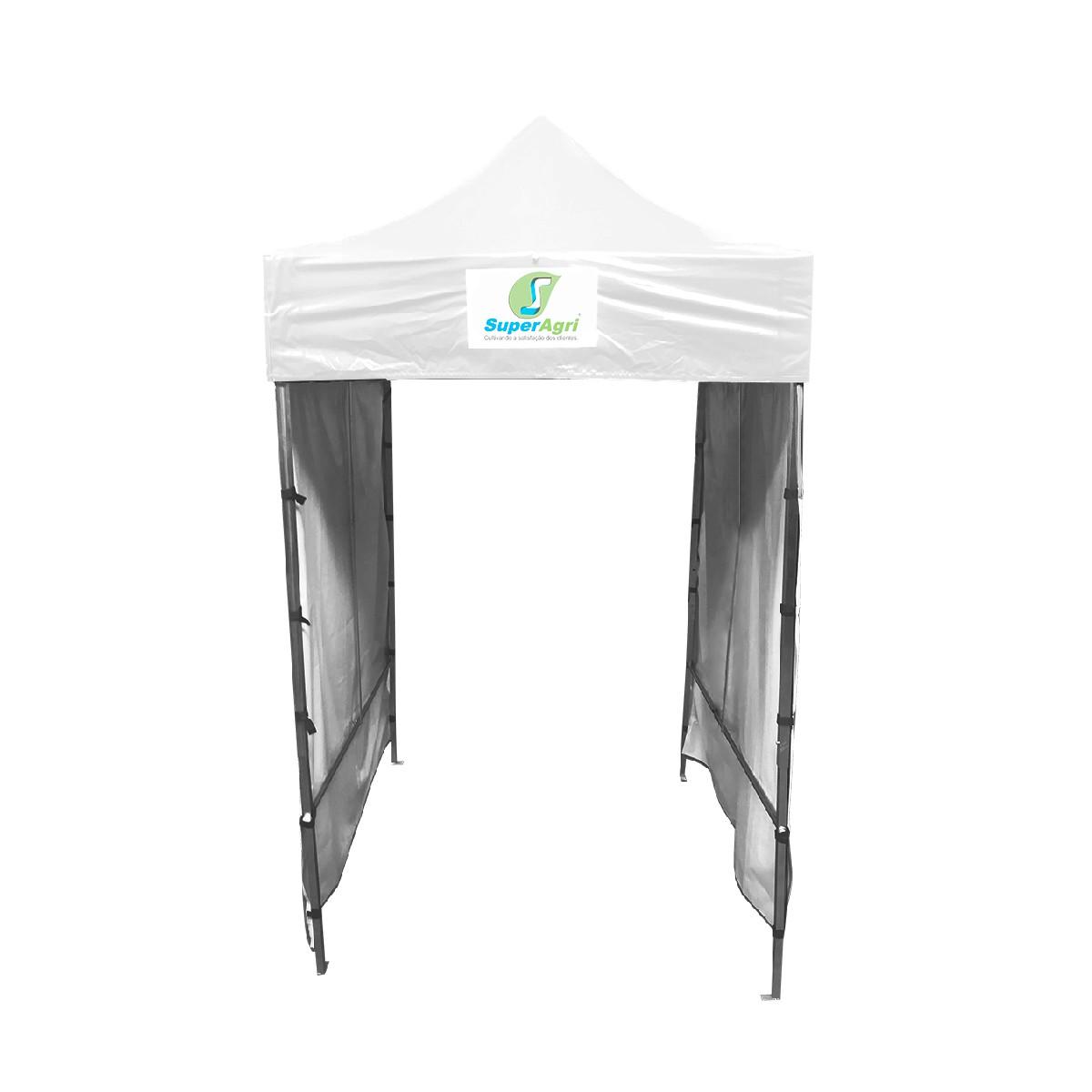 Tenda Sanfonada 1,5x1,5 Metros SuperAgri