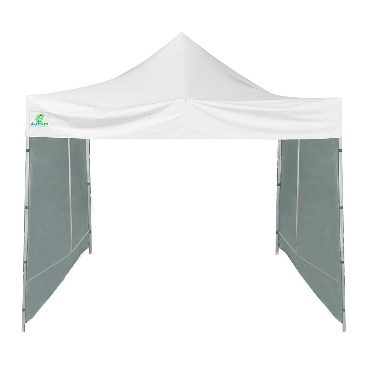 Tenda Sanfonada 3x3 Metros SuperAgri