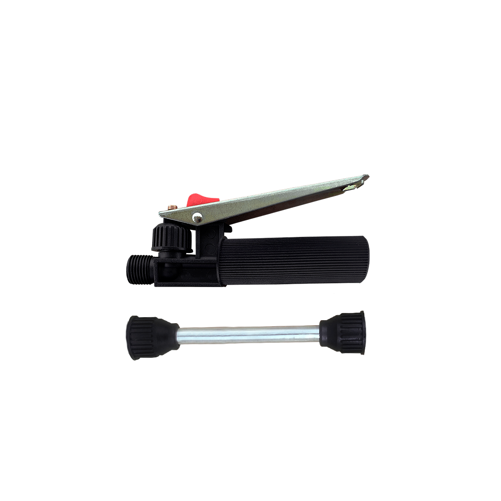 Gatilho Completo + Tubo da Lança 15 cm