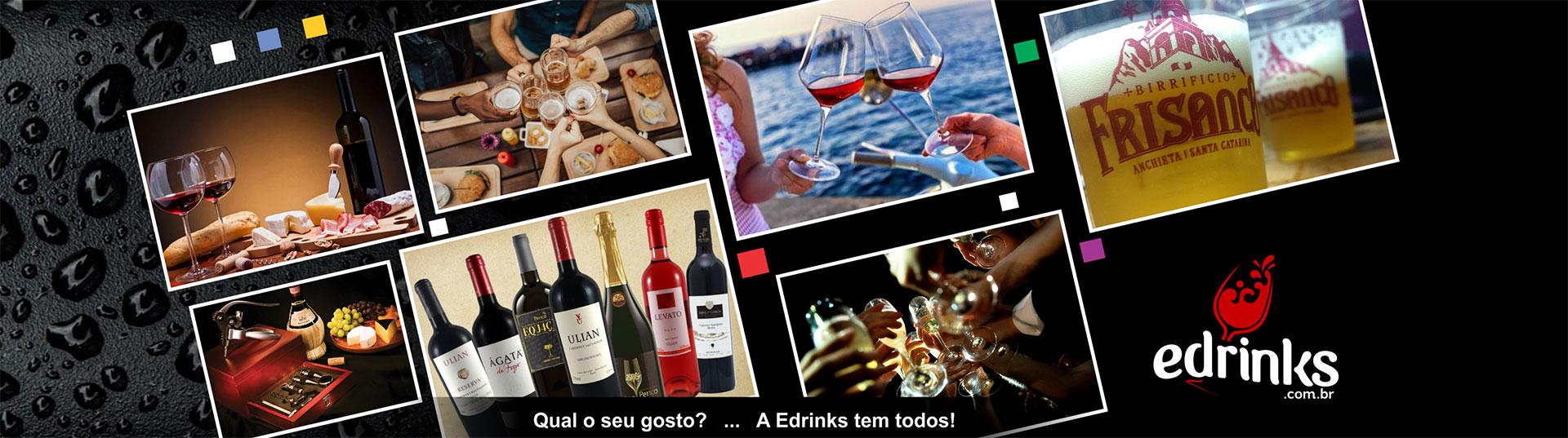 Vinhos Edrinks