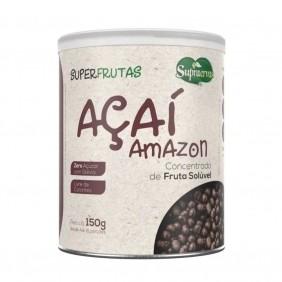 Açaí Amazon 150gr Concentrado de Frutas Soluvel Supraervas