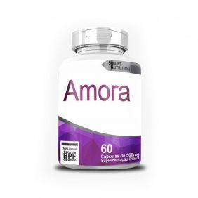 Amora 500mg 60 cápsulas 4 Elementos