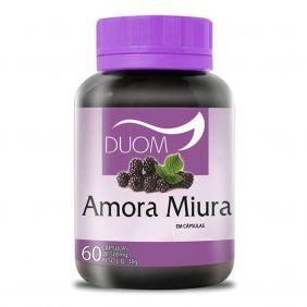 Amora Miura 500mg 60 Cápsulas Duom