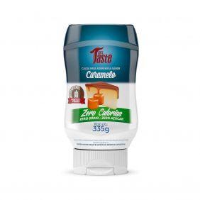 Calda Caramelo zero açúcar Mrs Taste 335gr