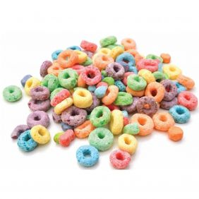 Cereal de Frutas (Fruit Loops)