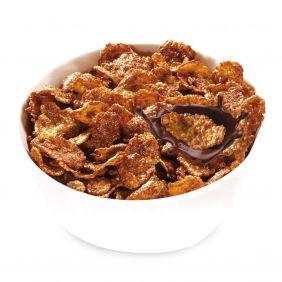 Cereal Matinal Flocos de milho com Chocolate
