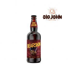 Cerveja Artesanal Big John Bearskin Hat Belgian Dubbel 500ml