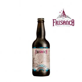 Cerveja Artesanal Viaggio Belgian Blond Ale 500ml