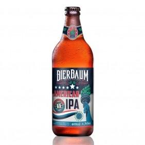 Cerveja Bierbaum 600ml American IPA