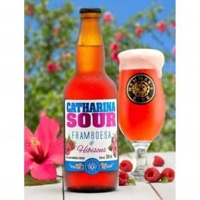 Cerveja Hemmers Bier Catharina Sour Framboesa e Hibiscus 500ml