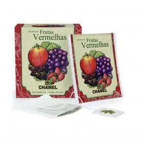 Chá Misto de Frutas Vermelhas 10 Saches Chamel