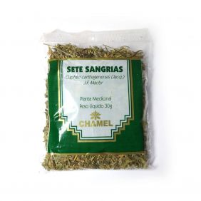 Chá Sete Sangrias 30gr Chamel