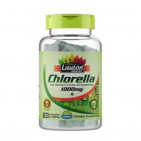 Chlorella 1000mg 60 comprimidos Lauton