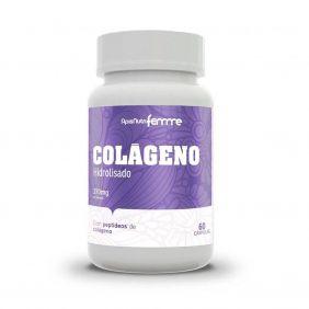 Colágeno 370mg 60 cápsulas Apisnutri
