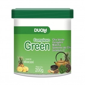 Complexo Green 200gr Sabor Abacaxi Duom
