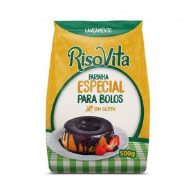 Farinha Especial para Bolos 500gr Risovita