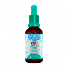 Floral de Back Kids para Choro e Sono 30ml