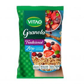 Granola Tradicional Zero Açúcar 250gr Vitao