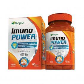 Imuno Power 375mg 60 cápsulas Katigua