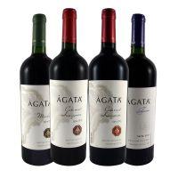 Kit Preciosidades com 4 Vinhos Tintos Ágata