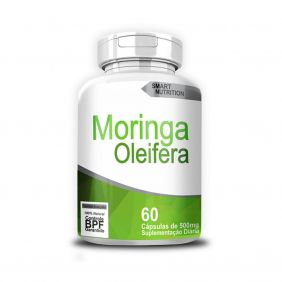 Moringa Oleífera 500mg 60 cápsulas 4 Elementos