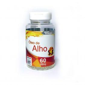 Óleo de Alho 250mg 60 cápsulas 4 Elementos