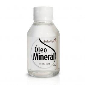Óleo Mineral 100ml BellaPhytus
