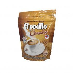Sachê de Cevada sem Cafeína 100gr EL POCILLO