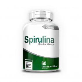 Spirulina 500mg 60 cápsulas 4 Elementos