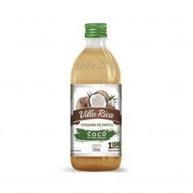 Vinagre de Coco Extra Virgem 570ml Villa Rica