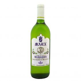 Vinho Branco Seco Niágara 750ml Marx
