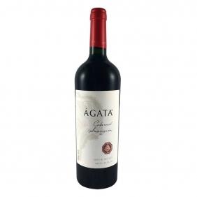 Vinho Fino Tinto Seco Ágata Cabernet Sauvignon 750ml
