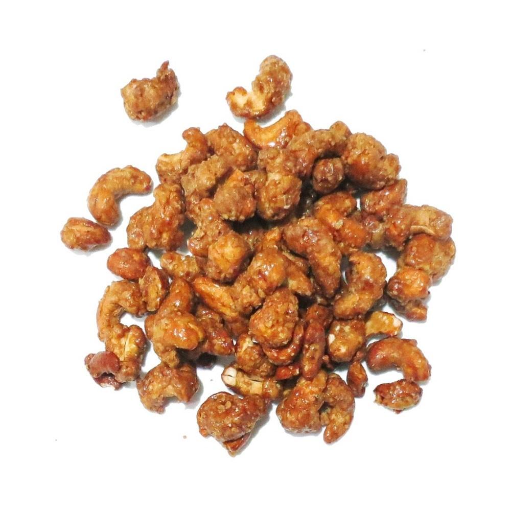 Castanha de Caju Caramelizada com Ovomaltine