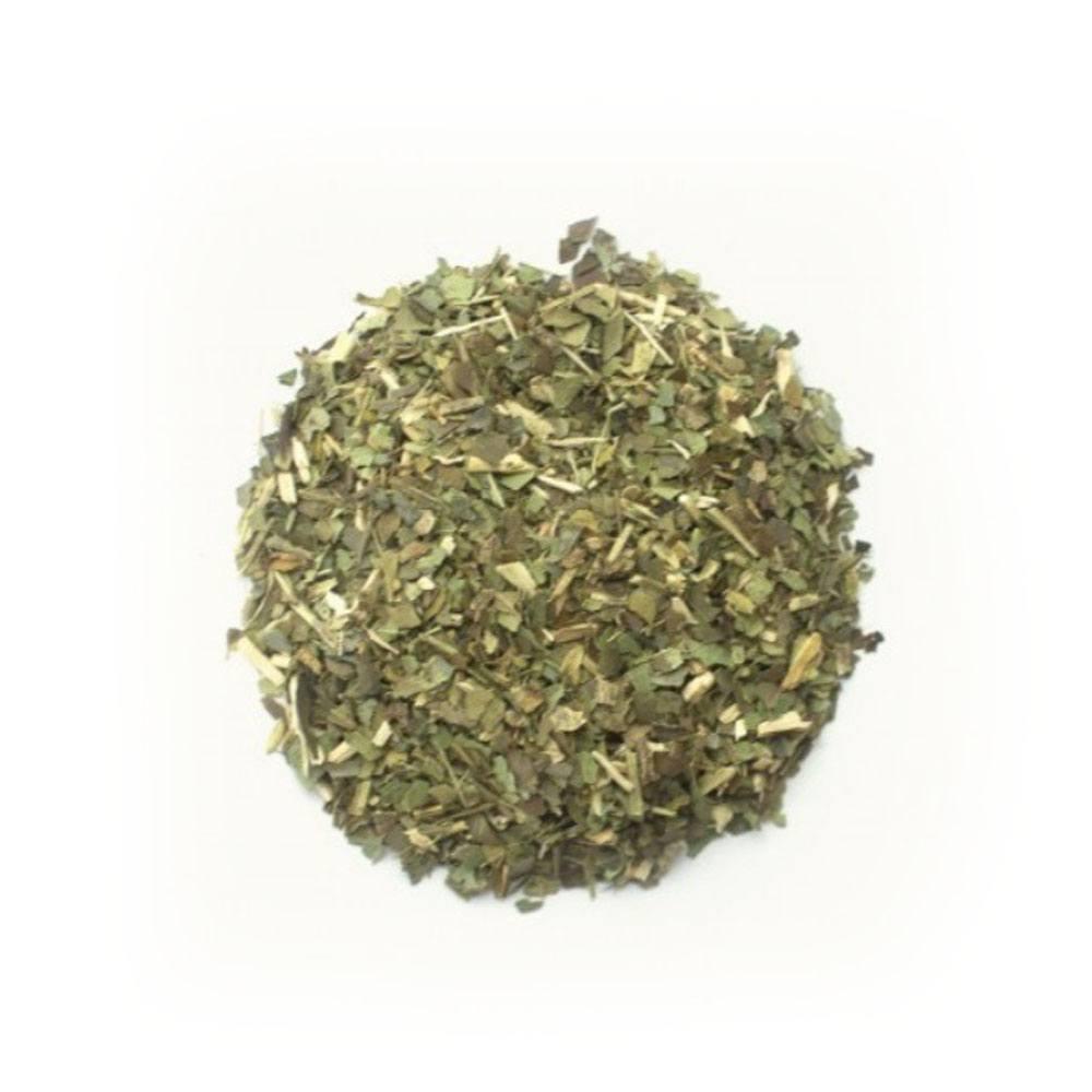 Chá Branco em Folhas