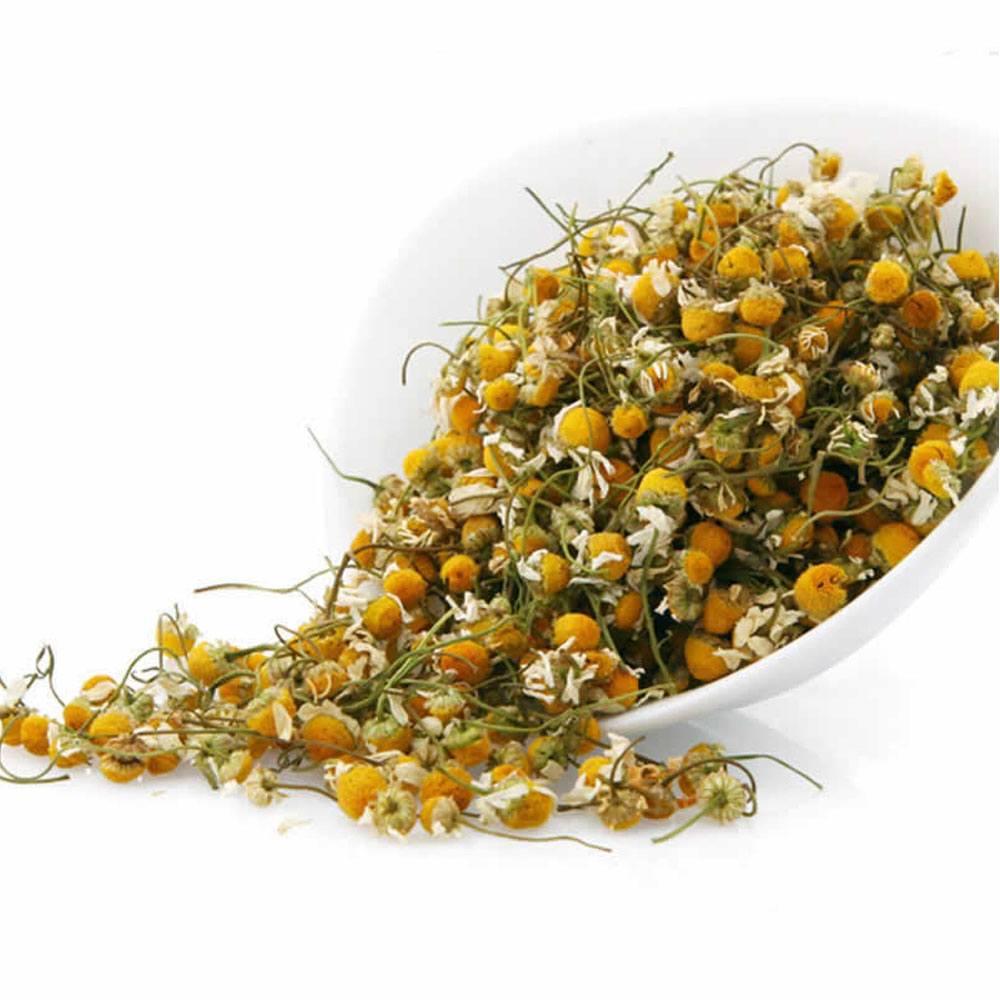 Chá Camomila em Flor
