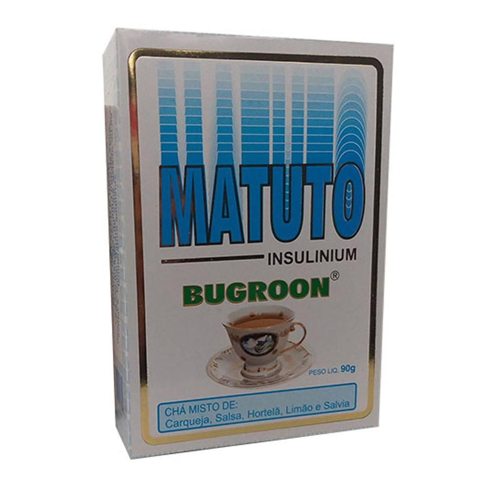 Chá Matuto 90g Bugroon