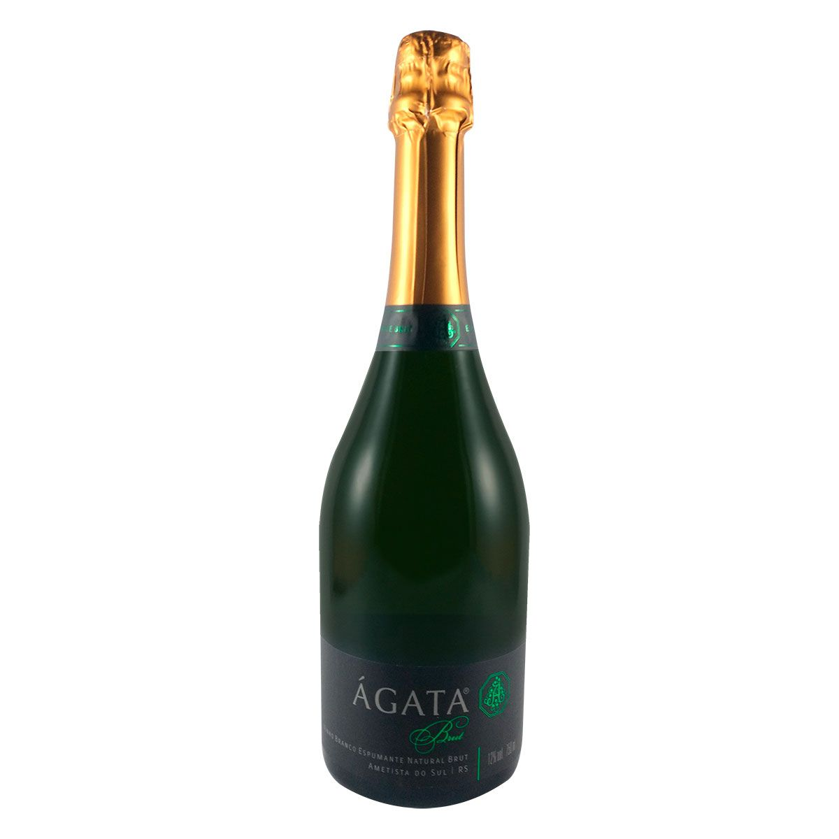 Espumante Ágata Natural Brut 750ml