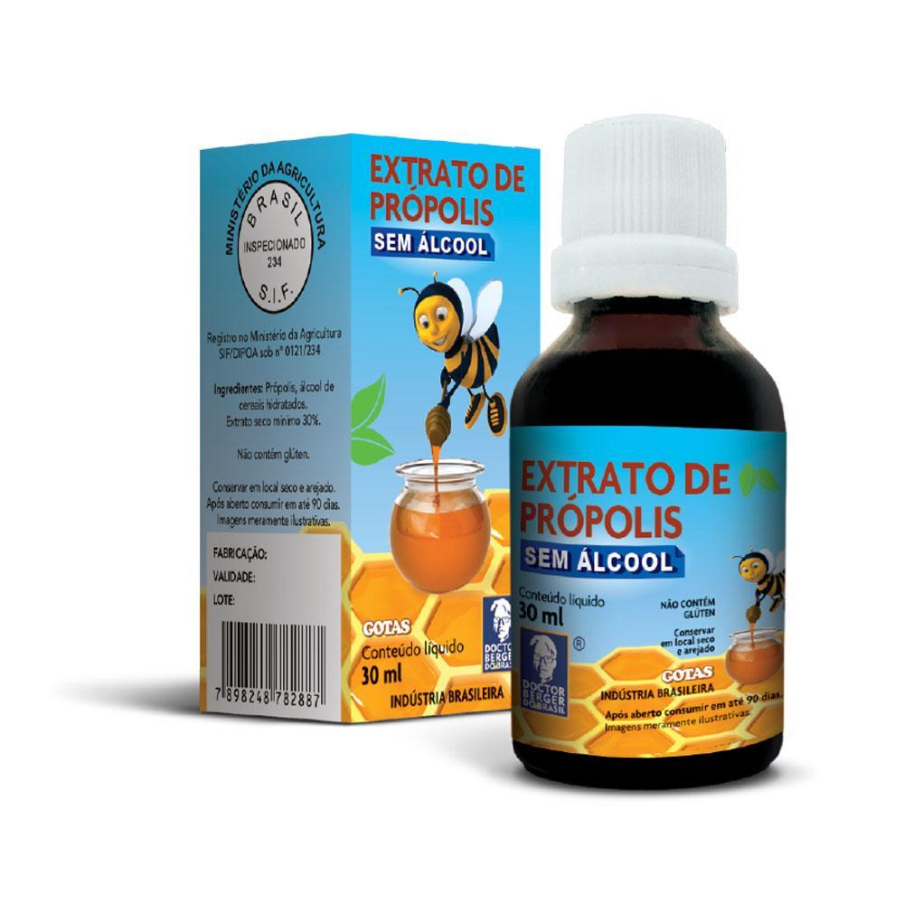 Extrato Aquoso de Própolis 30ml  Doctor Berger