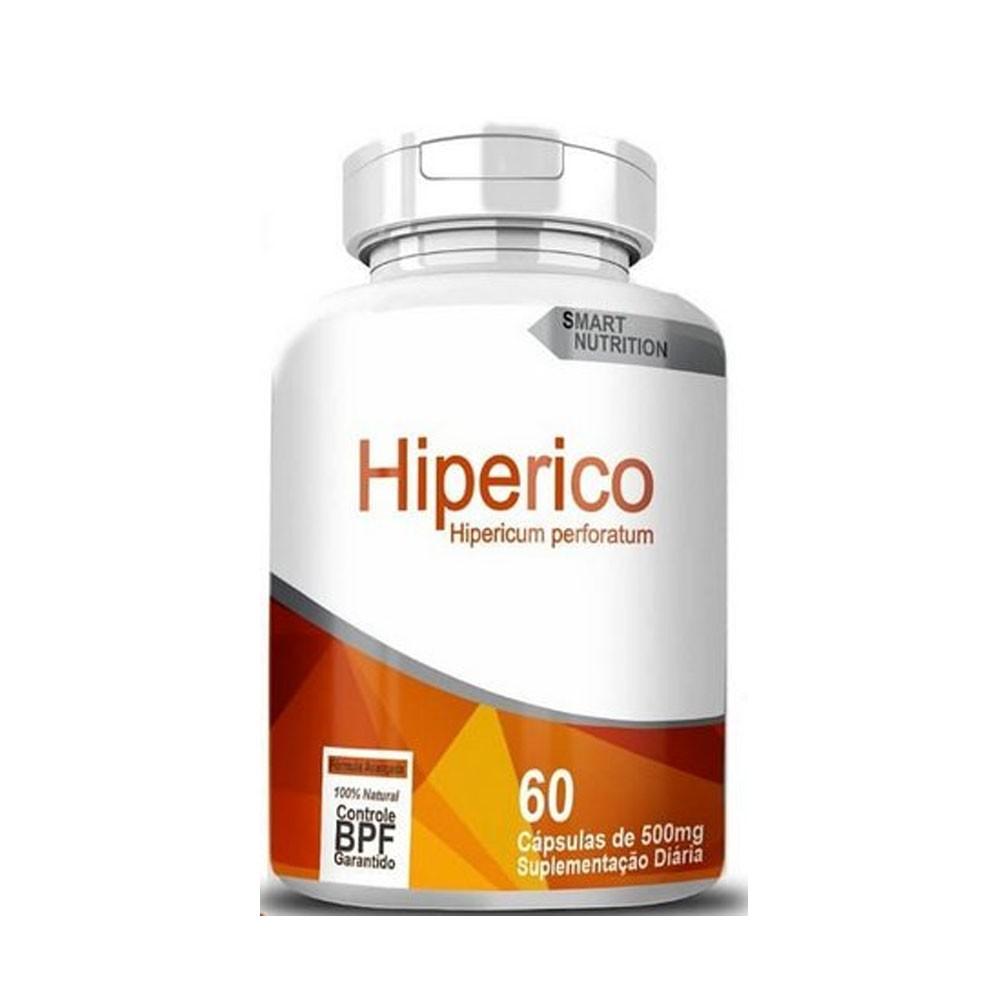 Hiperico 500mg 60 cápsulas 4 Elementos