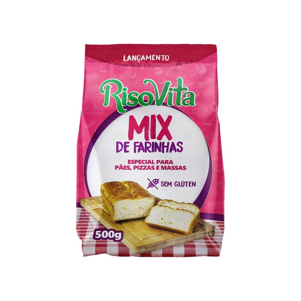 Mix de Farinhas 500gr Risovita