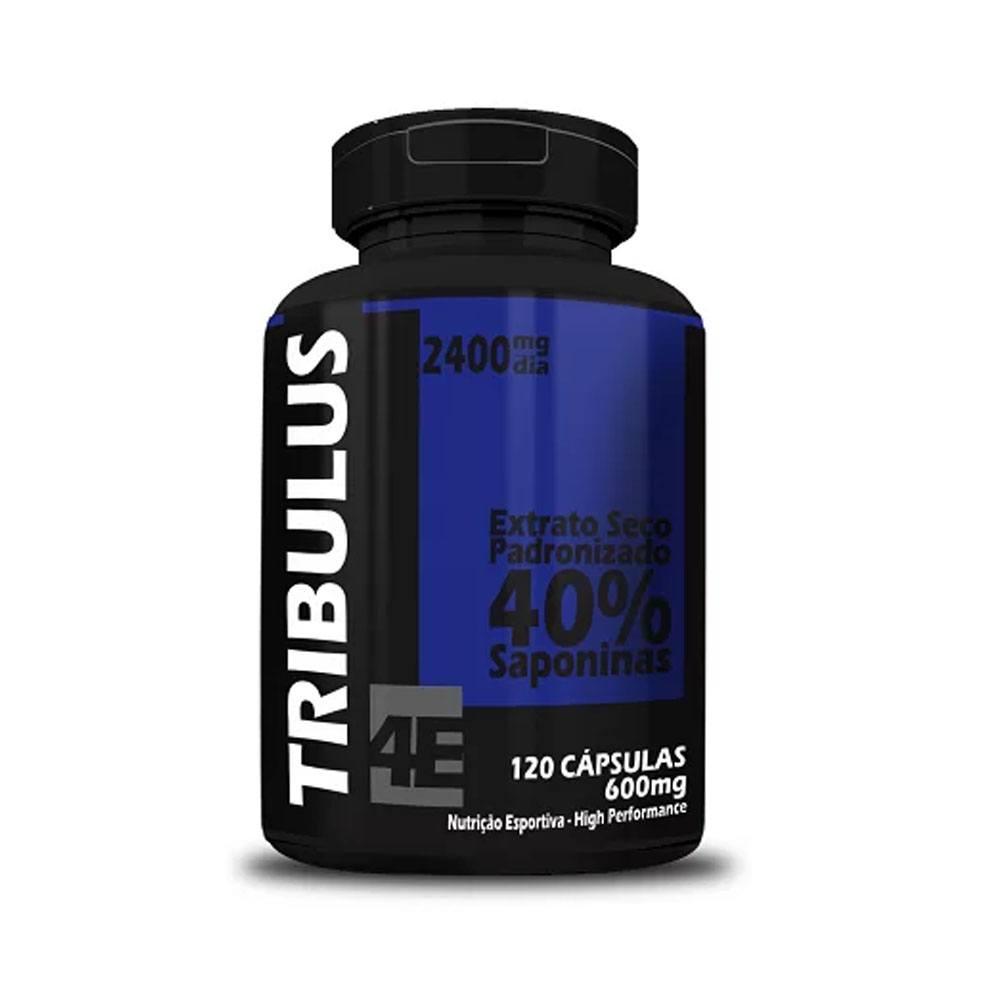 Tribulus Terrestris 600mg 120 cápsulas 4 Elementos