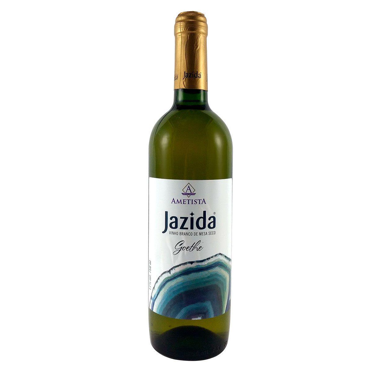 Vinho Branco de Mesa Seco Jazida Goethe 750ml