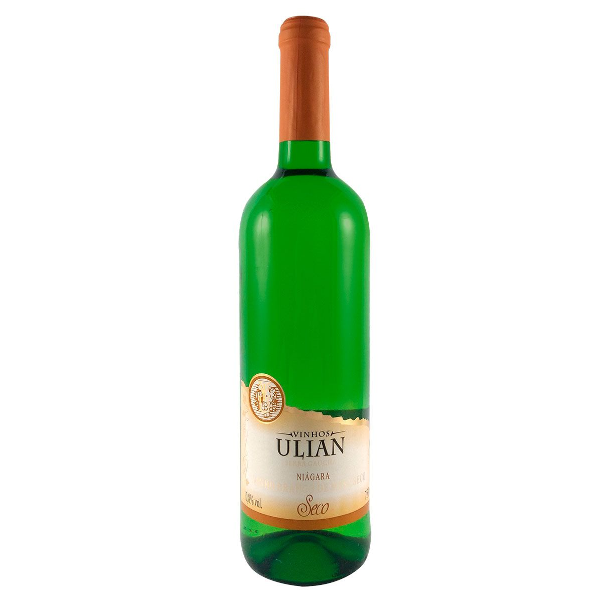 Vinho Branco de Mesa Ulian Niágara Seco 750ml