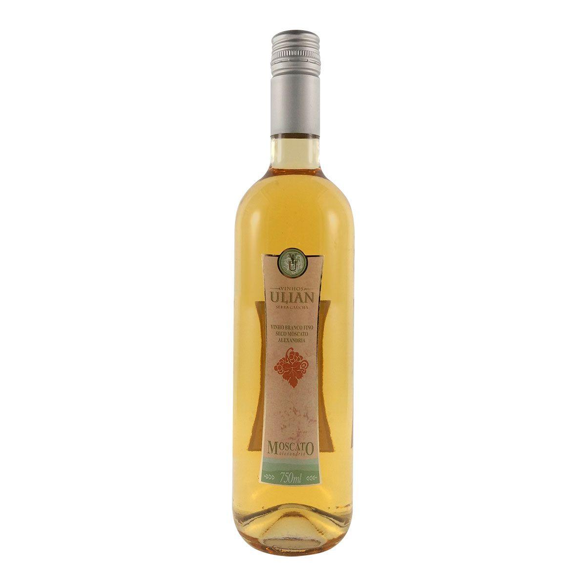 Vinho Branco Ulian Moscato Alexandria 750ml