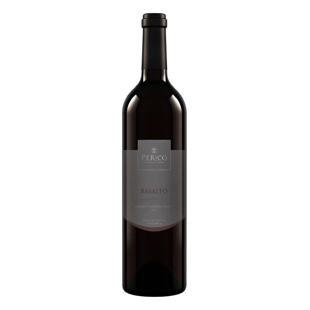 Vinho Fino Tinto Seco Pericó Basalto 2017 750ml