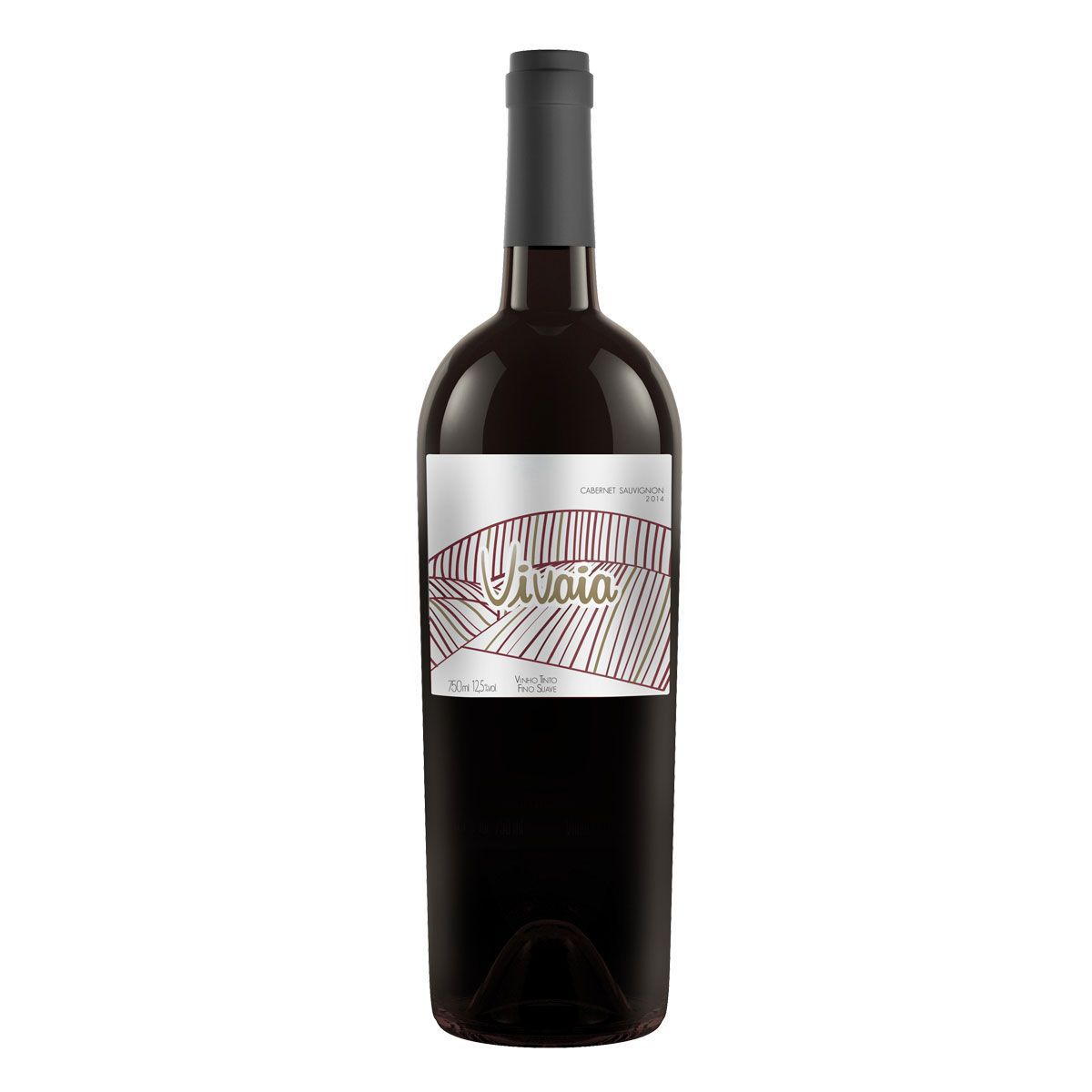 Vinho Fino Tinto Suave Pericó Vivaia 2014 750ml