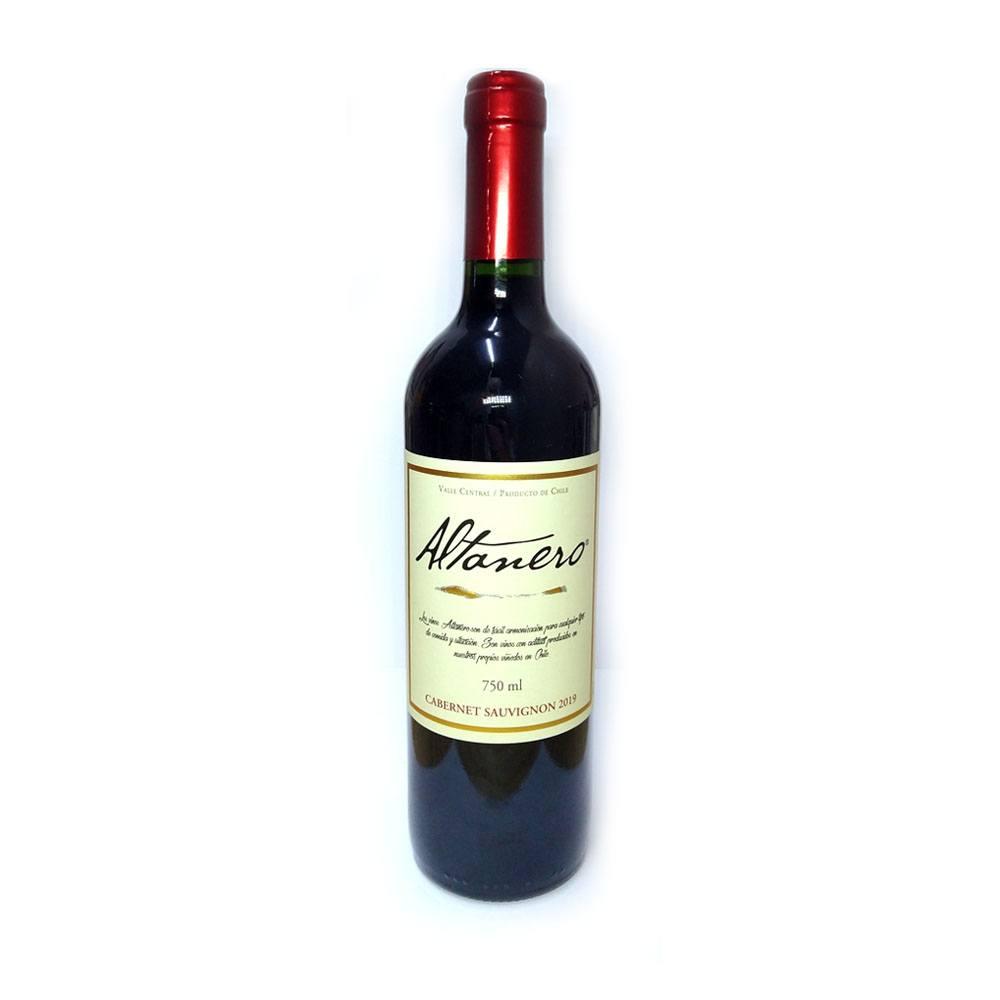 Vinho Tinto Chileno Altanero Varietal 750ml Cabernet Sauvignon