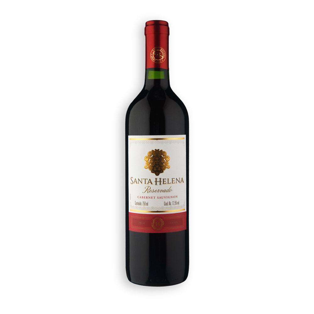 Vinho Tinto Chileno Santa Helena Reservado Cabernet Sauvignon 750ml
