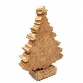 Arvore de Natal 23 cm de Madeira