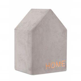 Peso de papel Decor Casa em Concreto Home